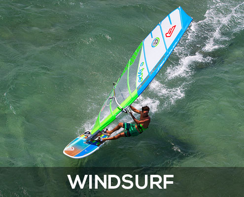 Windsurf - Wild East Dresden