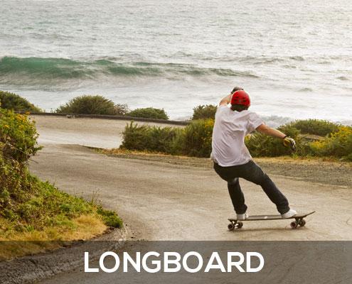 Longboard - Wild East Dresden