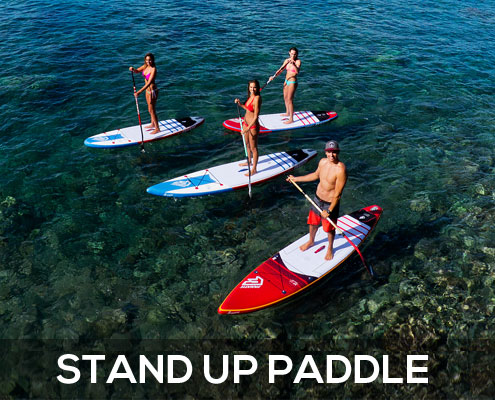 Stand Up Paddle - Wild East Dresden