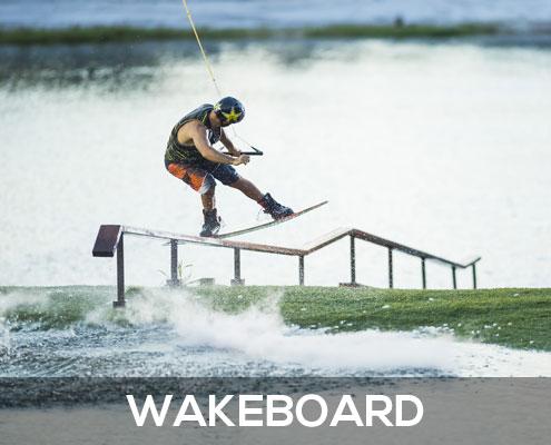 Wakeboard - Wild East Dresden
