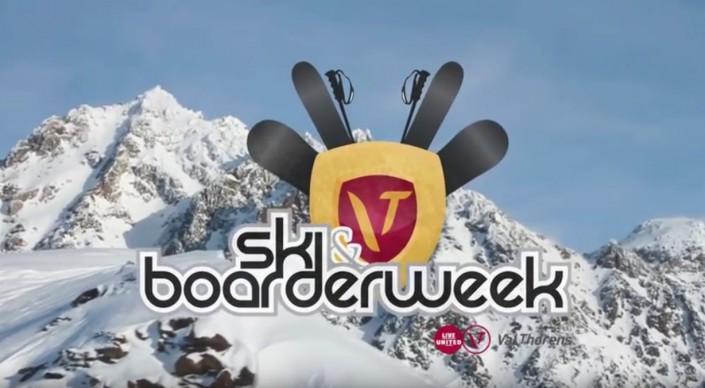 Ski & Boarderweek Val Thorens