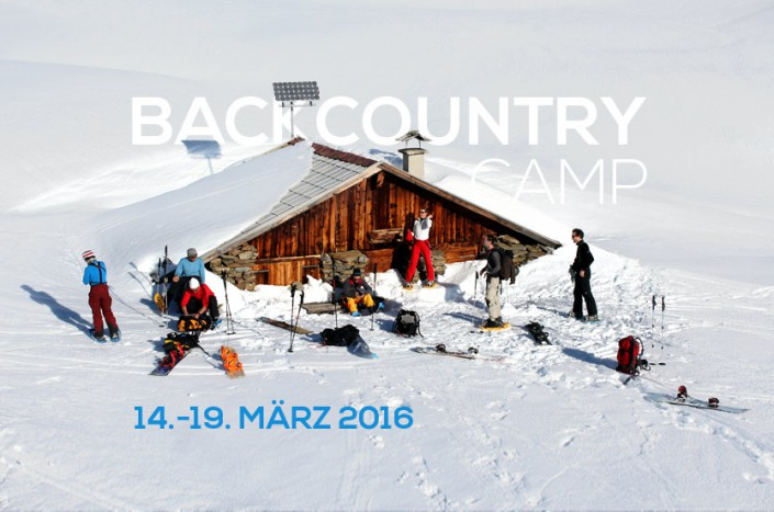 Wild East Backcountry Camp