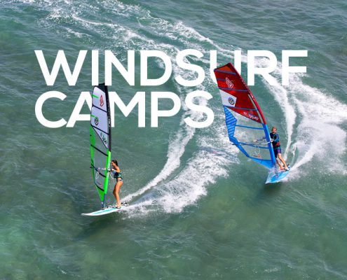 Windsurfcamps 2017 - Wild East Dresden