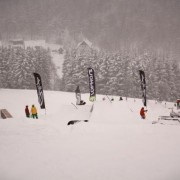 Wild East - Deep Freeze Snowboard & Freeski Contest
