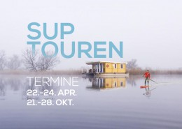Wild East - SUP Touren
