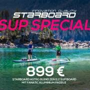 Starboard SUP Special - Wild East Dresden