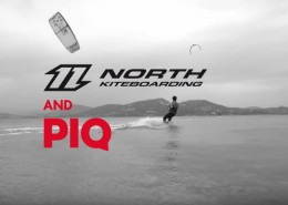 North Kiteboarding and PIQ Sport Tracker