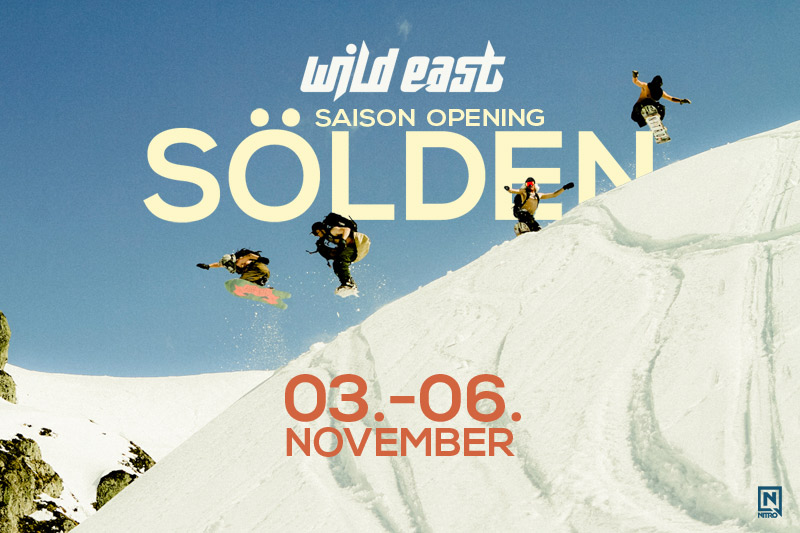 Wild East Saison Opening Sölden 2016
