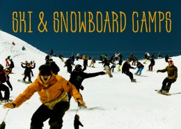 Ski & Snowboard Camps - Wild East Dresden
