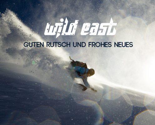 Guten Rutsch und frohes Neues - Wild East
