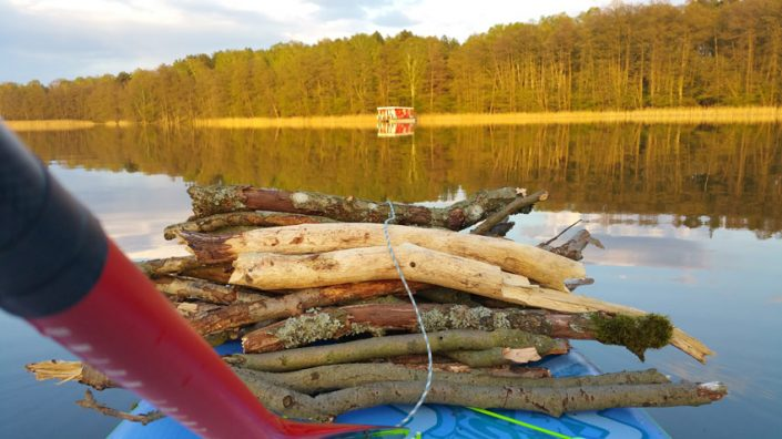 Wood Carver - SUP Camp Wild East Dresden