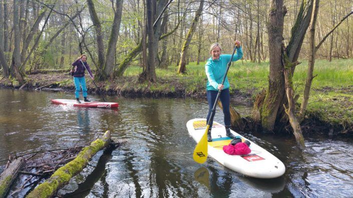 SUP Camp Wild East Dresden