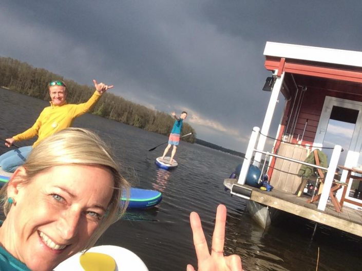 Peace SUP Camp Wild East Dresden