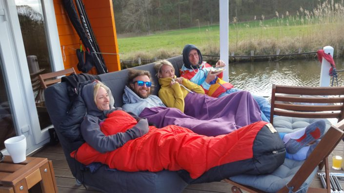 Wild East SUP Camps - Chill