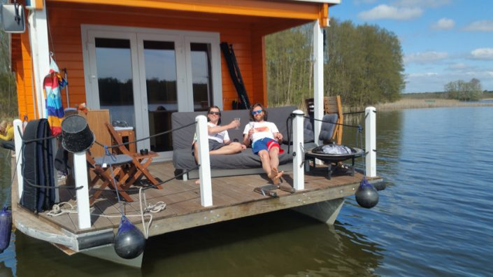 Wild East SUP Camps - Chillax