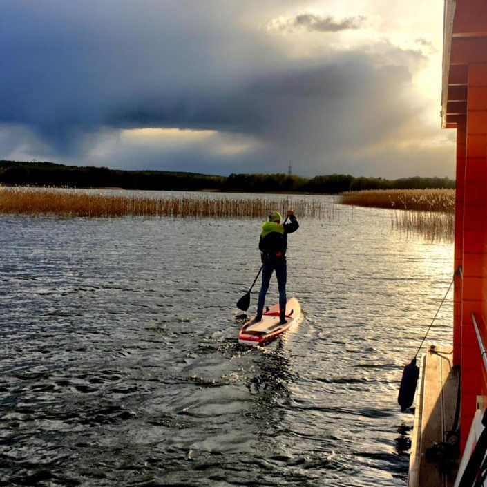 Wild East SUP Camps - Sunset