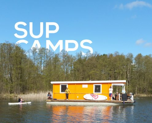 Wild East SUP Camps