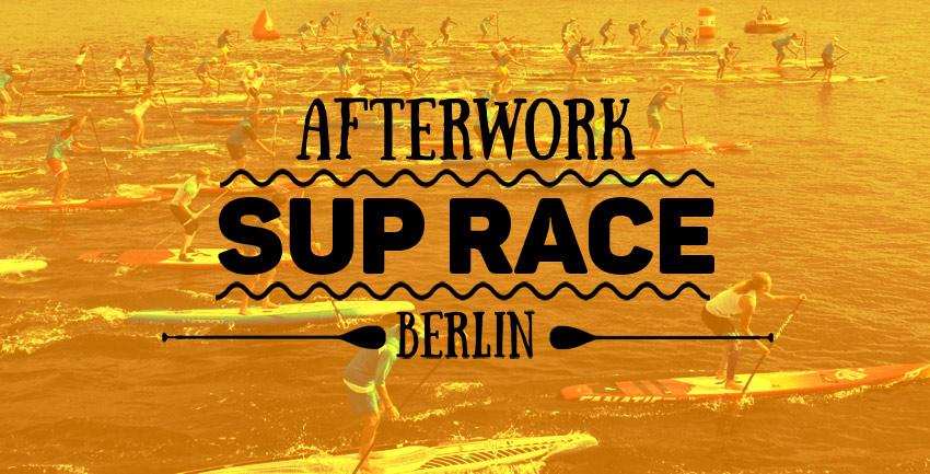 After Work Sup Race - Wild East Dresden