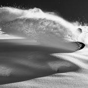 Tiefschnee Snowboards, Splitboards und Tourenski