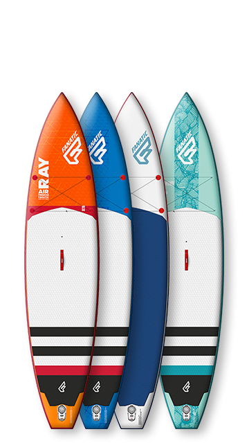Fanatic SUP Touring Boards